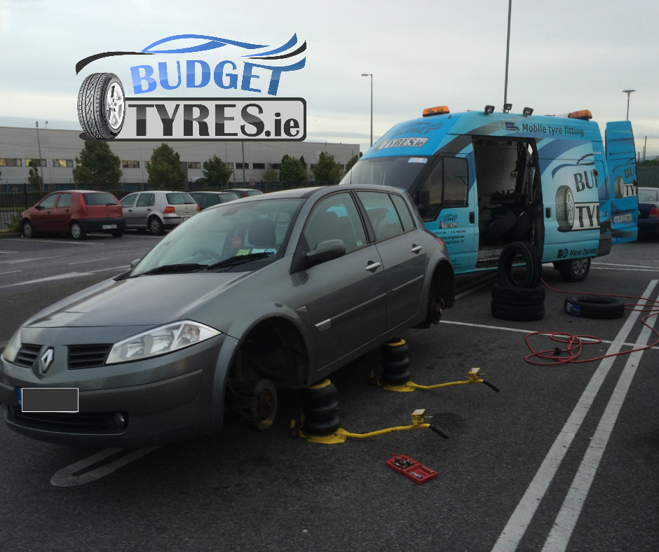 mobile tyre fitting emergency call out Dublin