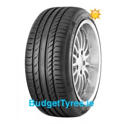 Continental 225/45/18 Sport Contact 5 91Y Runflat