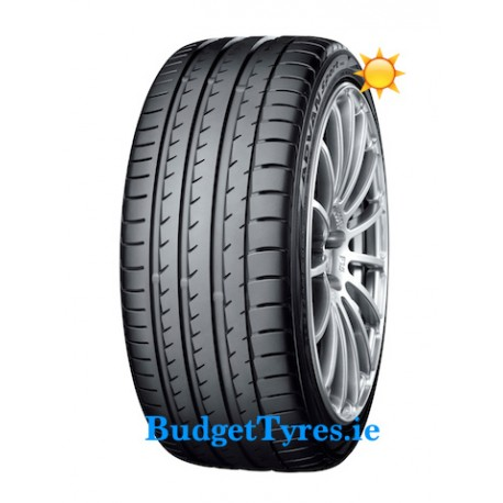 YOKOHAMA 245/40/R17 91W ADVANSPORT V105 (MO)