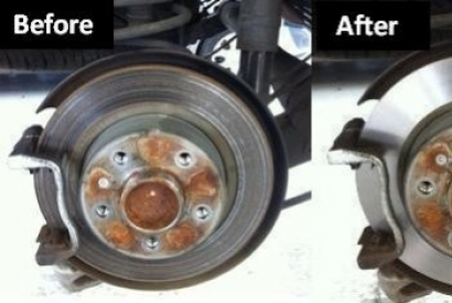 How Does Brake Disc Skimming Work?